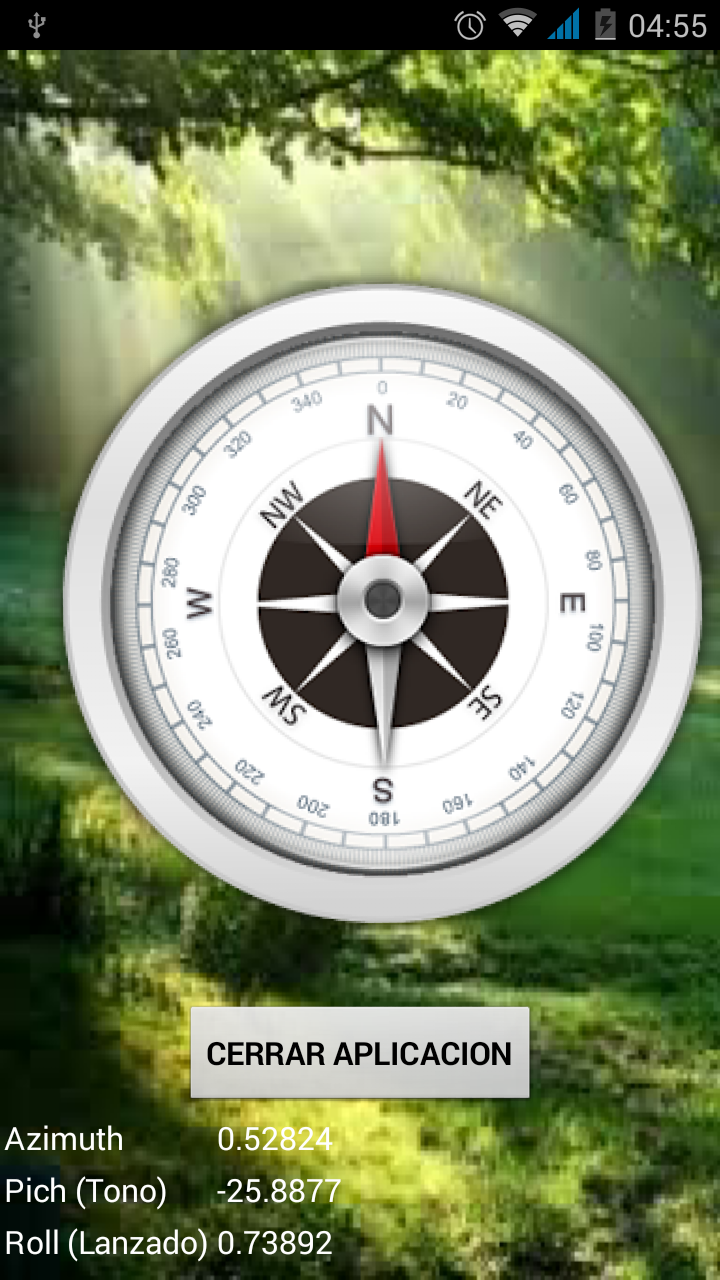 digital magnetic compass 360 free appstore for android. Black Bedroom Furniture Sets. Home Design Ideas
