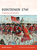 Fontenoy 1745: Cumberland's bloody defeat (Campaign Book 307)