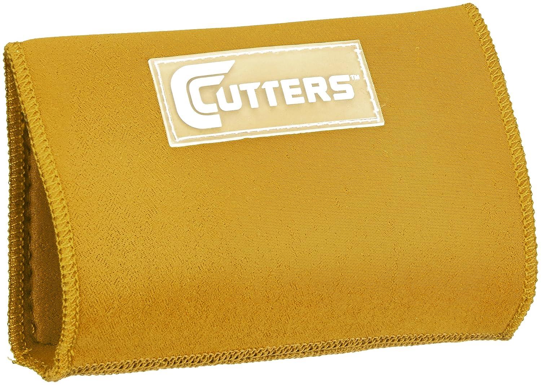 Cutters Polsiera con tasca trasparente Segna punti, Arancione (Orange), Adulto CT0210021041