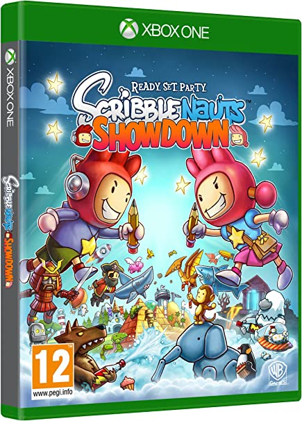 Scribblenauts Showdown (Xbox One) (New): Amazon.es: Videojuegos