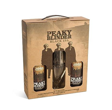 Abridor de botellas vintage Peaky Blinders de hierro envejecido con abrebotellas