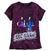 eaf97ba982fc9b Disney Descendants T-Shirt for Girls Size S (5/6) Multi