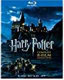 HARRY POTTER: COMPLETE 8 FILM COLLECTION [BLU-RAY]
