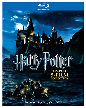 Amazon com: Harry Potter: The Complete 8 Film Collection