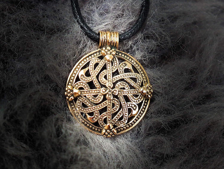 Viking decor Valkyrie pendant norse wall art Pagan art viking shield norse pagan decor gift