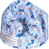 Bumbo Baby Support Floor Seat Cover - Blue Camouflage