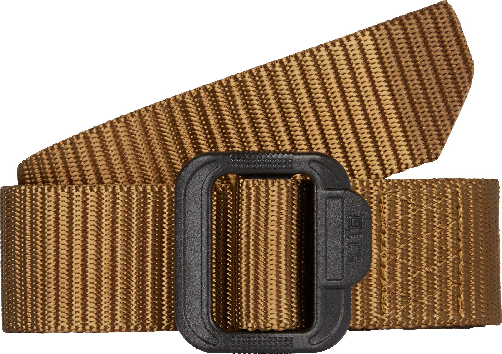5.11 TDU 1.5-Inch Belt, Coyote Brown, XX-Large