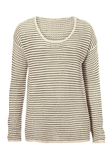 Ellos Womens Plus Size Chunky Knit Sweater At Amazon Womens