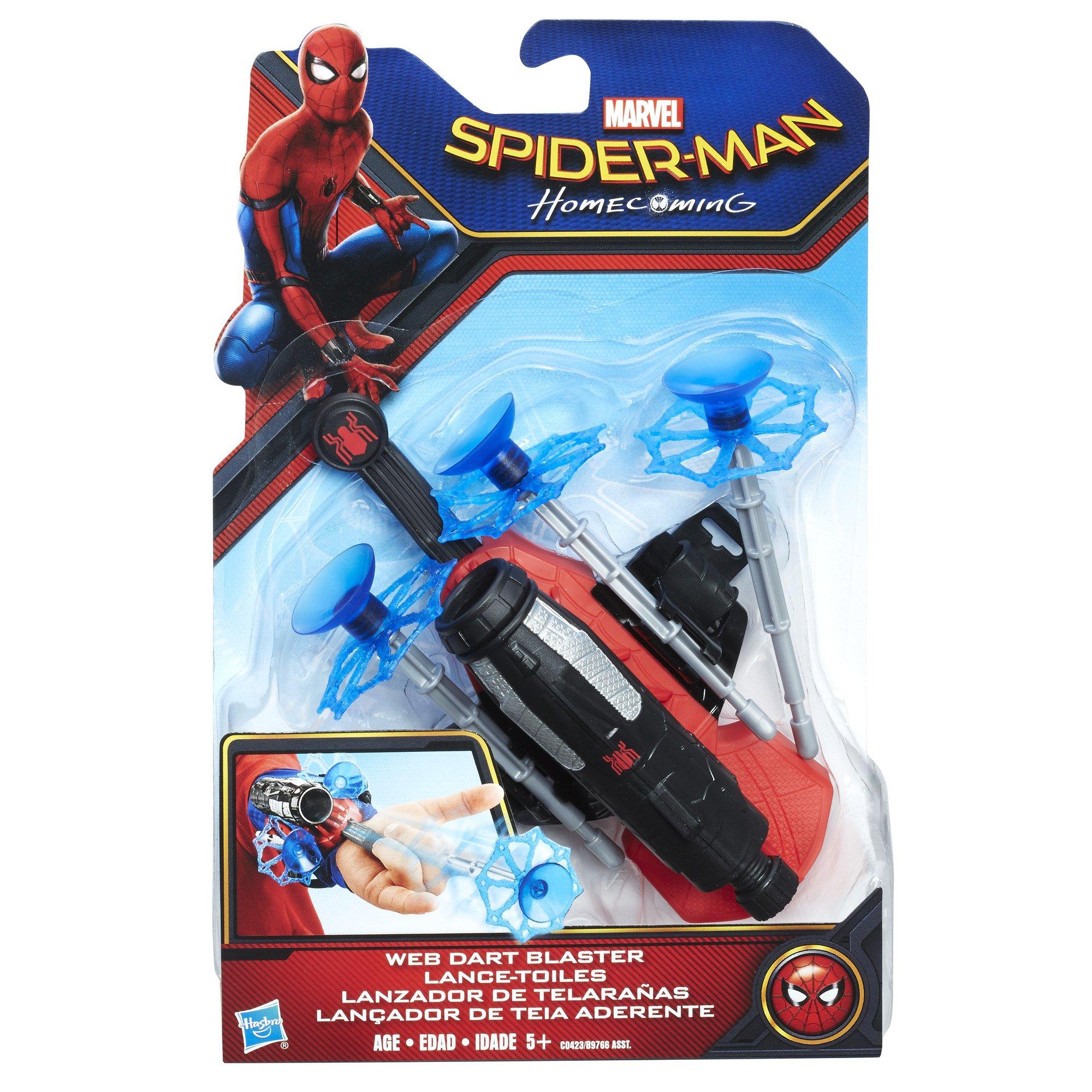 Spider-Man Marvel Web Dart Blaster by Spider-Man (Image #2)