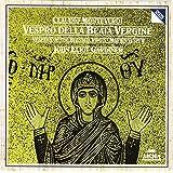 Monteverdi: Vespers of the Blessed Virgin (2 CD's)