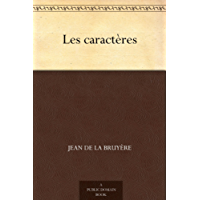Les caractères (French Edition)