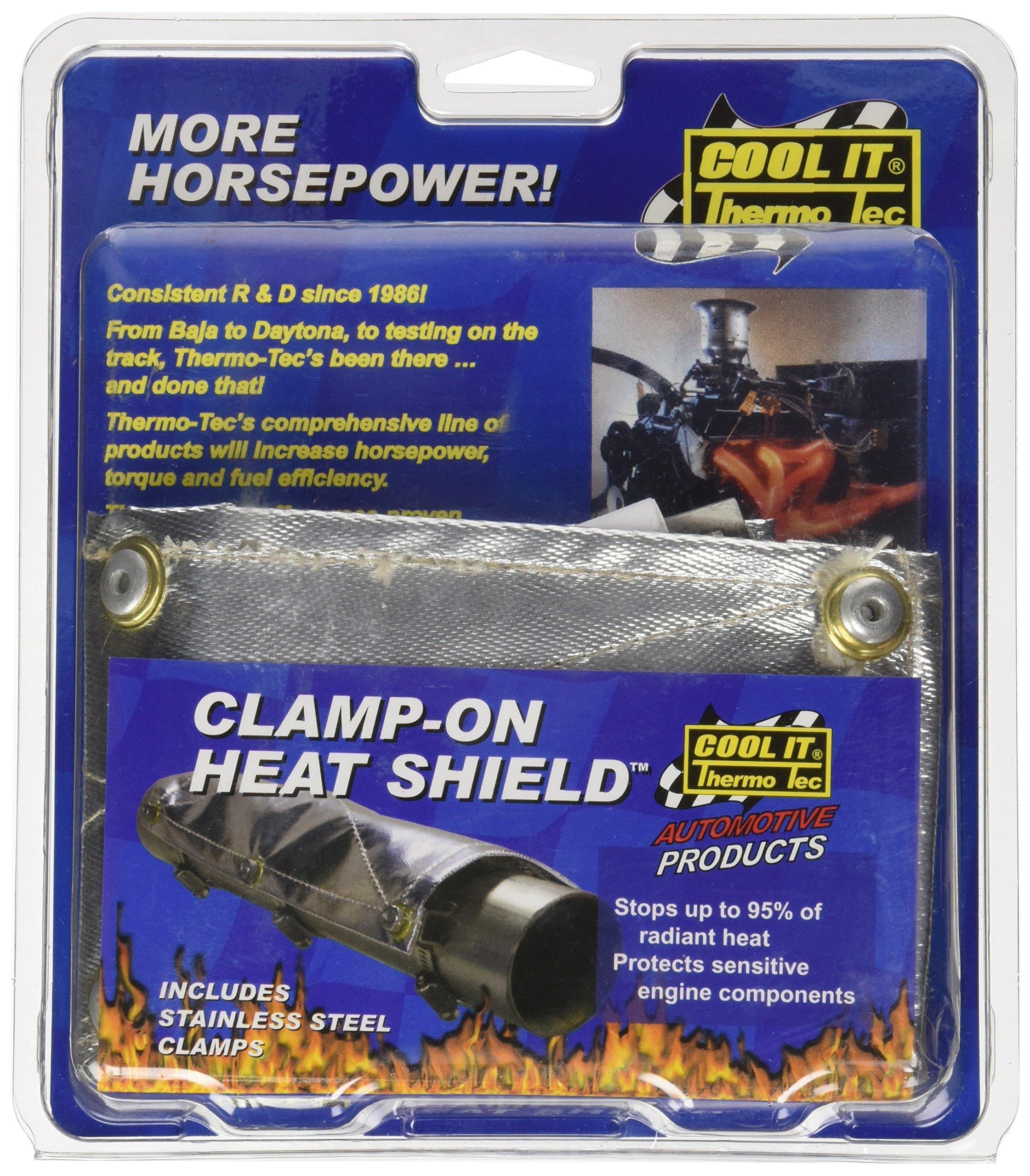 Thermo-Tec 11650 1' X 4'' Pipe Shield