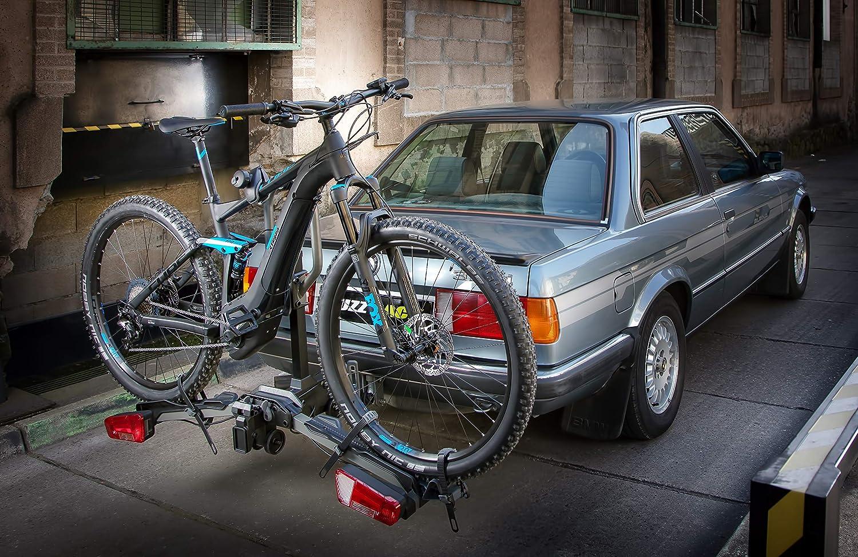 BUZZ RACK 1009 Skorpion Fahrradträger faltbar für 2 Fahrräder