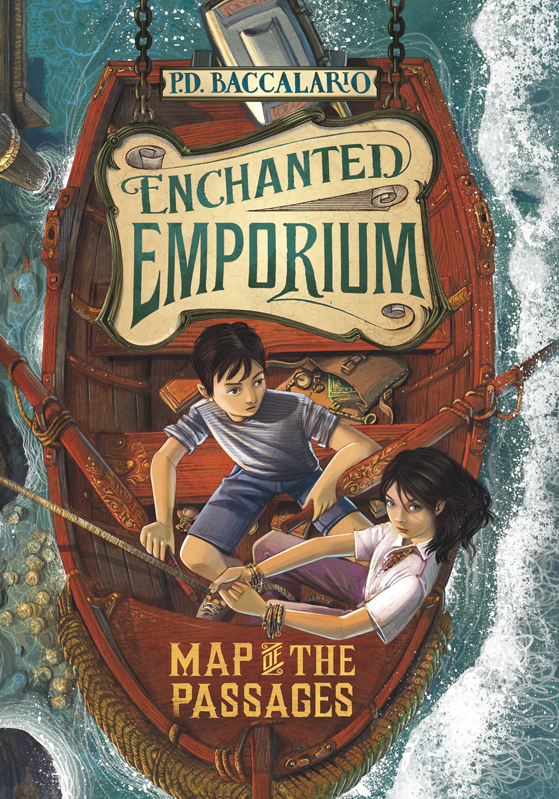Download Map of the Passages (Enchanted Emporium) PDF