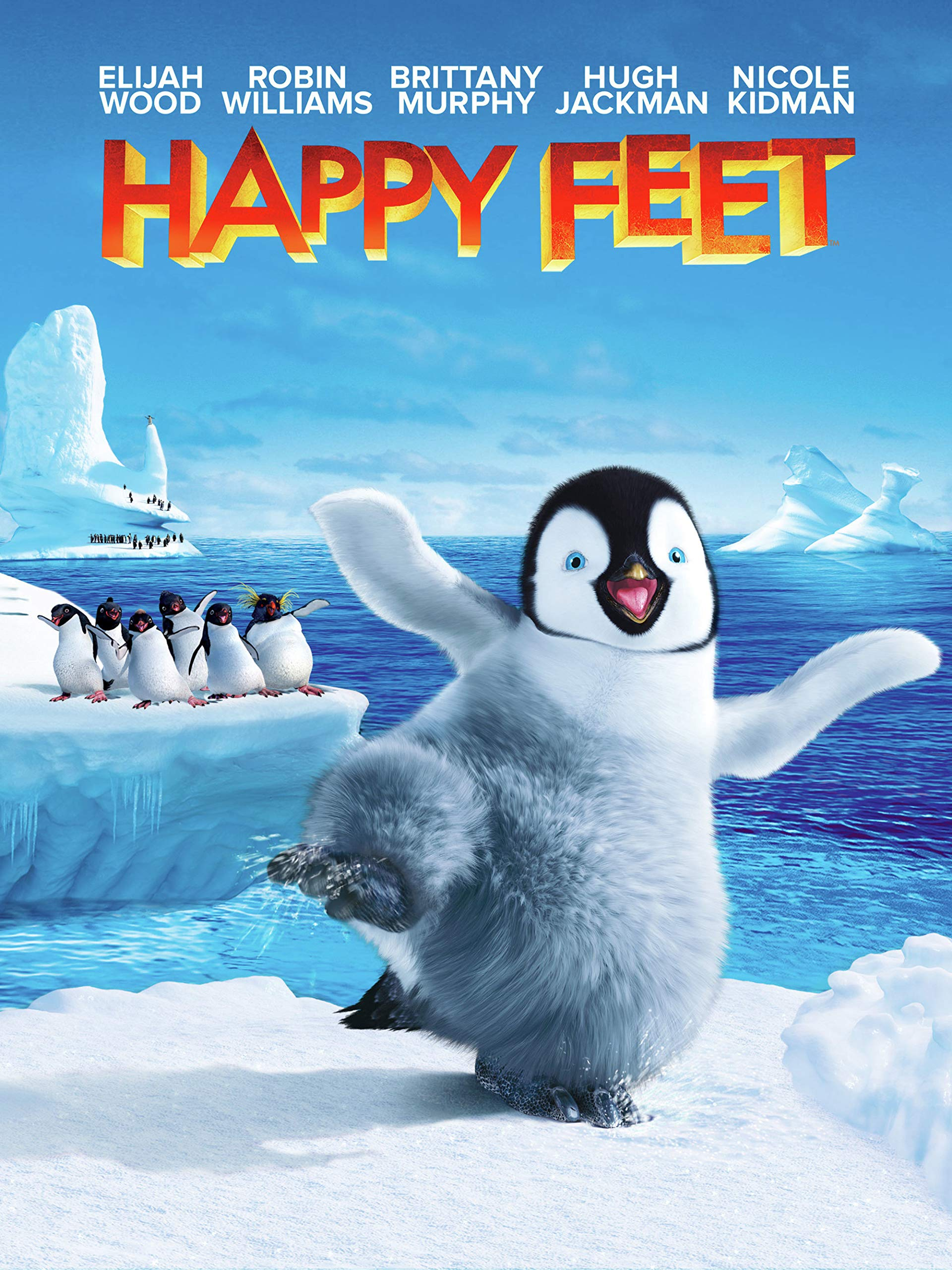 Watch Happy Feet | Prime Video