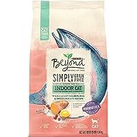 Purina Beyond Simply Grain Free, Natural, Adult Indoor Dry Cat Food