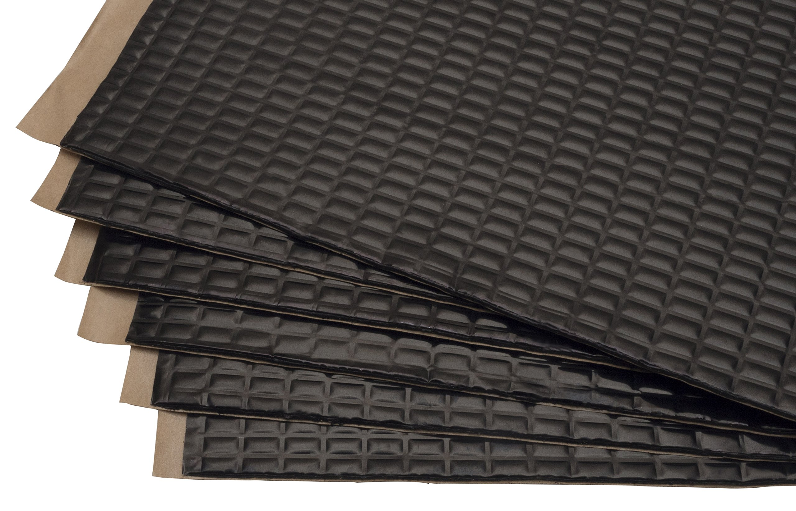 sound insulation auto sheets united greenock buy car us cell motorcycle mat foam deadening deadener closed for kingdom in material
