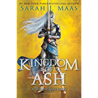 Kingdom of Ash (Throne of Glass) (English Edition)