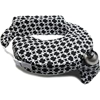 My Brest Friend Nursing Pillow (Black and White Marina)