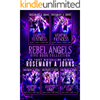 Rebel Angels: The Complete Series