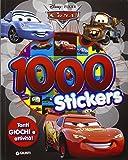Cars. 1000 stickers. Con adesivi. Ediz. illustrata