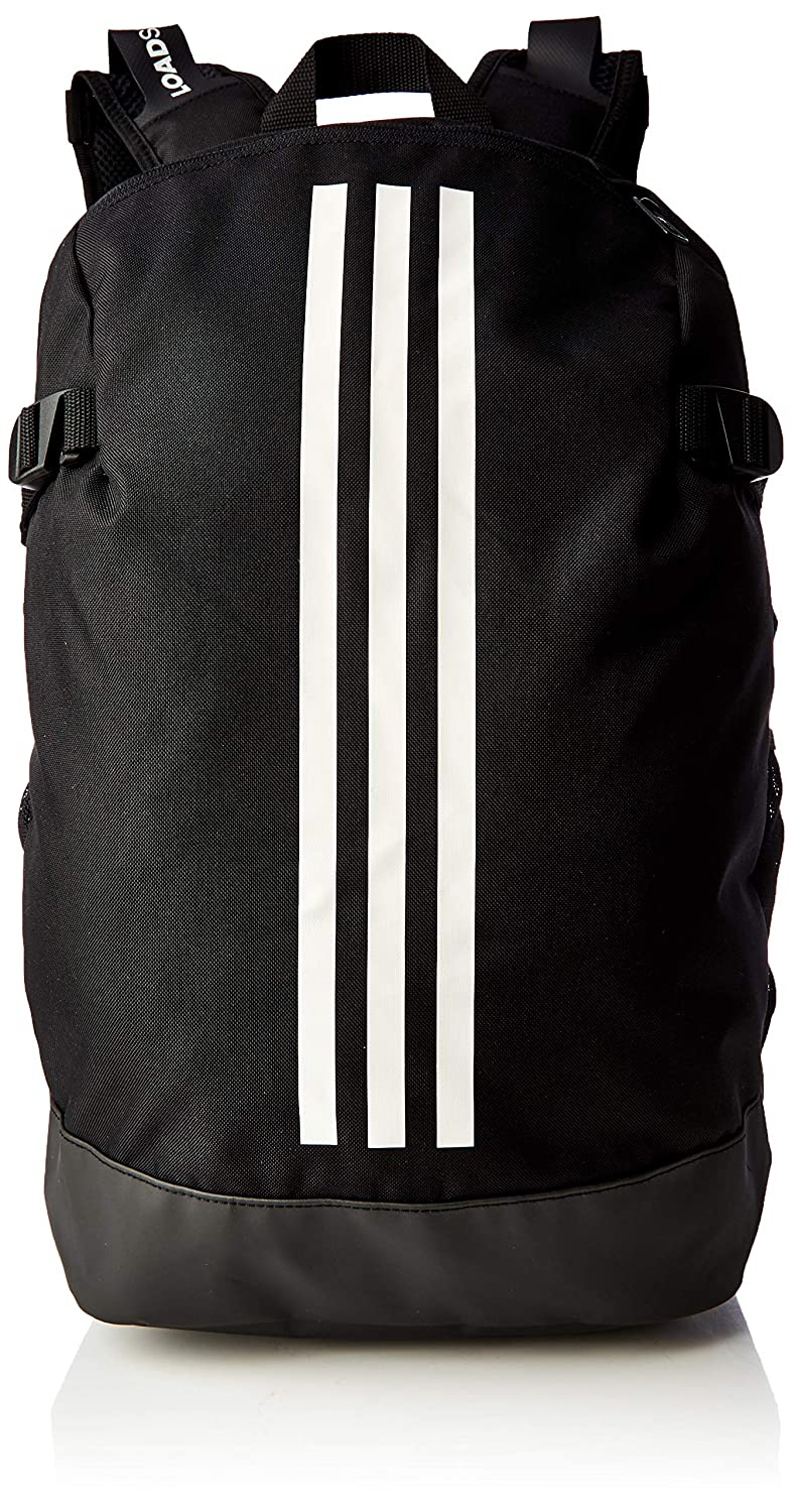 d9cc495b07 Adidas Training Casual Daypack, 50 cm, 25 liters, Black/White:  Amazon.co.uk: Shoes & Bags