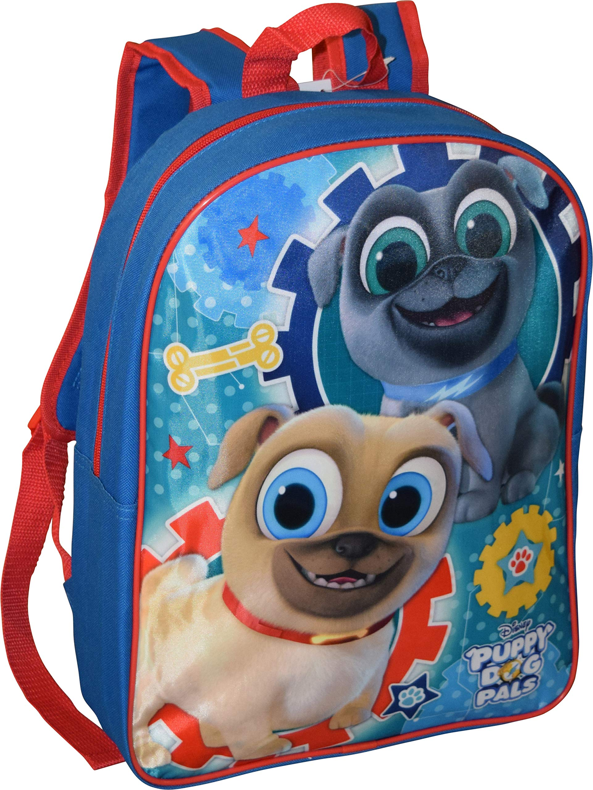 Disney Junior Puppy Dog Pals 15'' Backpack