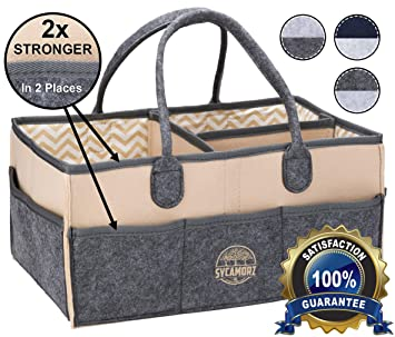 Large Gift Registry For Baby Shower Must Haves Diversified In Packaging Baby Diaper Caddy Organizer