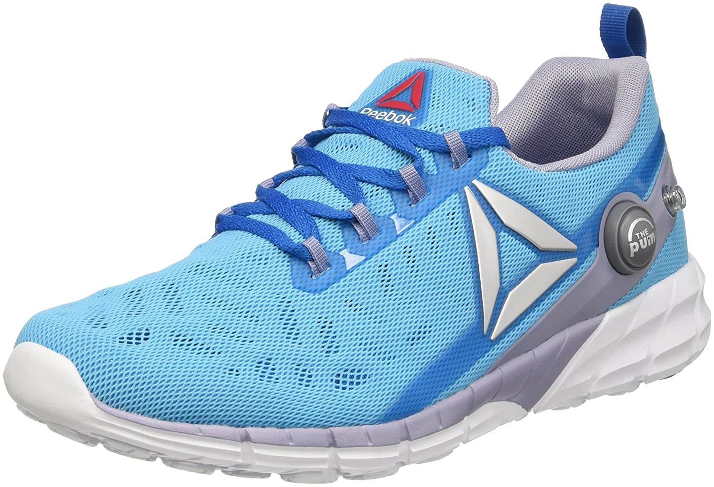 TALLA 37.5 EU. Reebok Zpump Fusion, Zapatillas de Running para Mujer