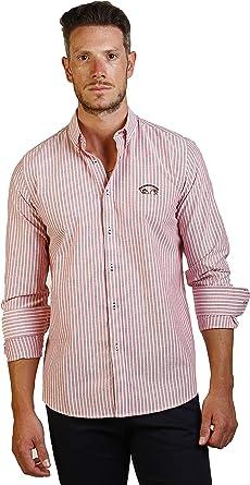 THE TIME OF BOCHA Camisa Hombre JI1OXFCAB-154 Talla XXXL: Amazon.es: Ropa y accesorios
