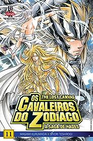Cavaleiros do Zodíaco (Saint Seiya) - The Lost Canvas: A Saga de Hades - Volume 11