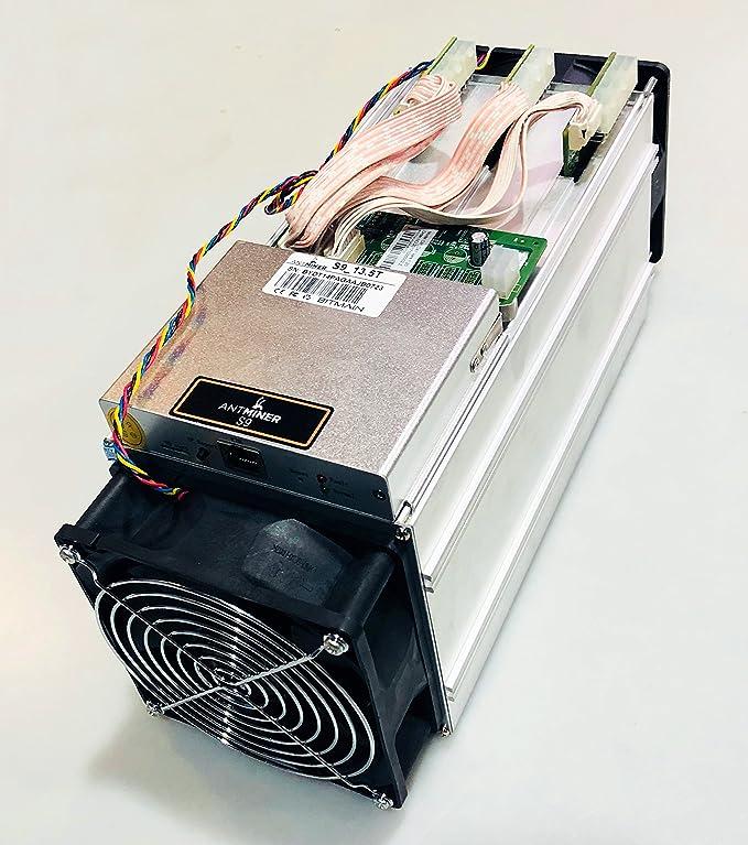 Amazon com: Antminer S9 Bitcoin Miner: Computers & Accessories