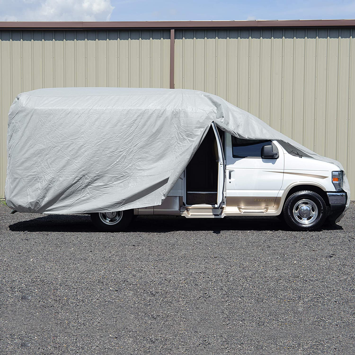 21.5-23 Long Size RVB-XL EmpireCovers Premier Breathable Waterproof Class B RV Cover