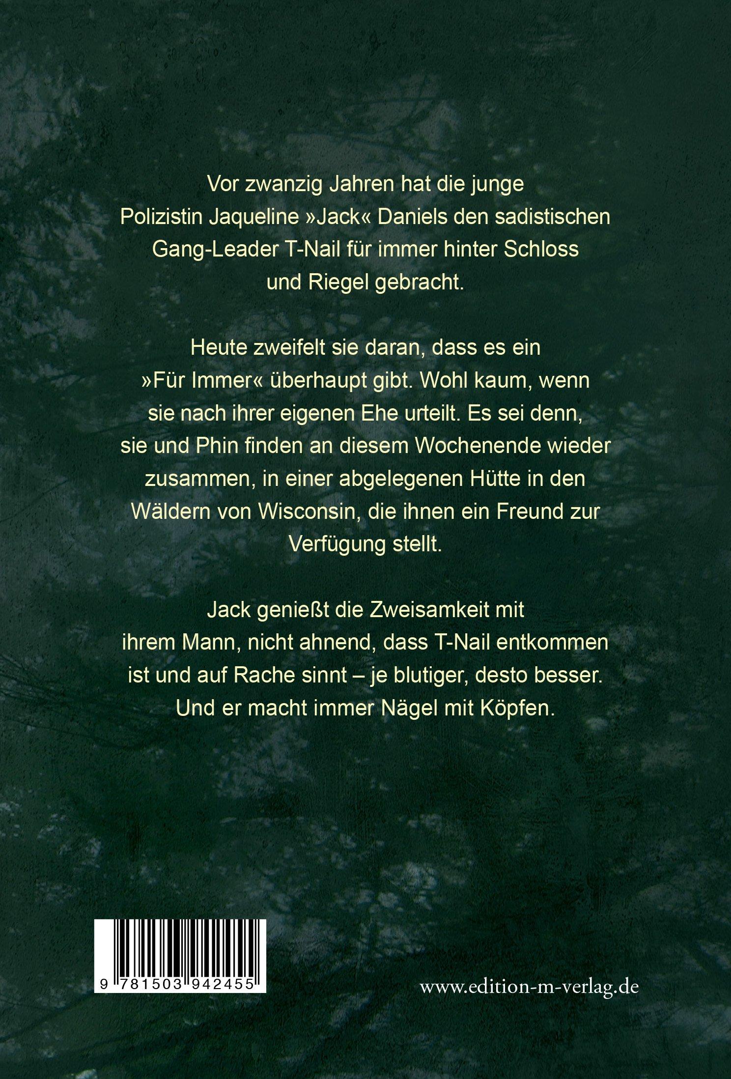 Der Nagelkiller (Ein Jack-Daniels-Thriller, Band 9): Amazon.de: J.A. ...