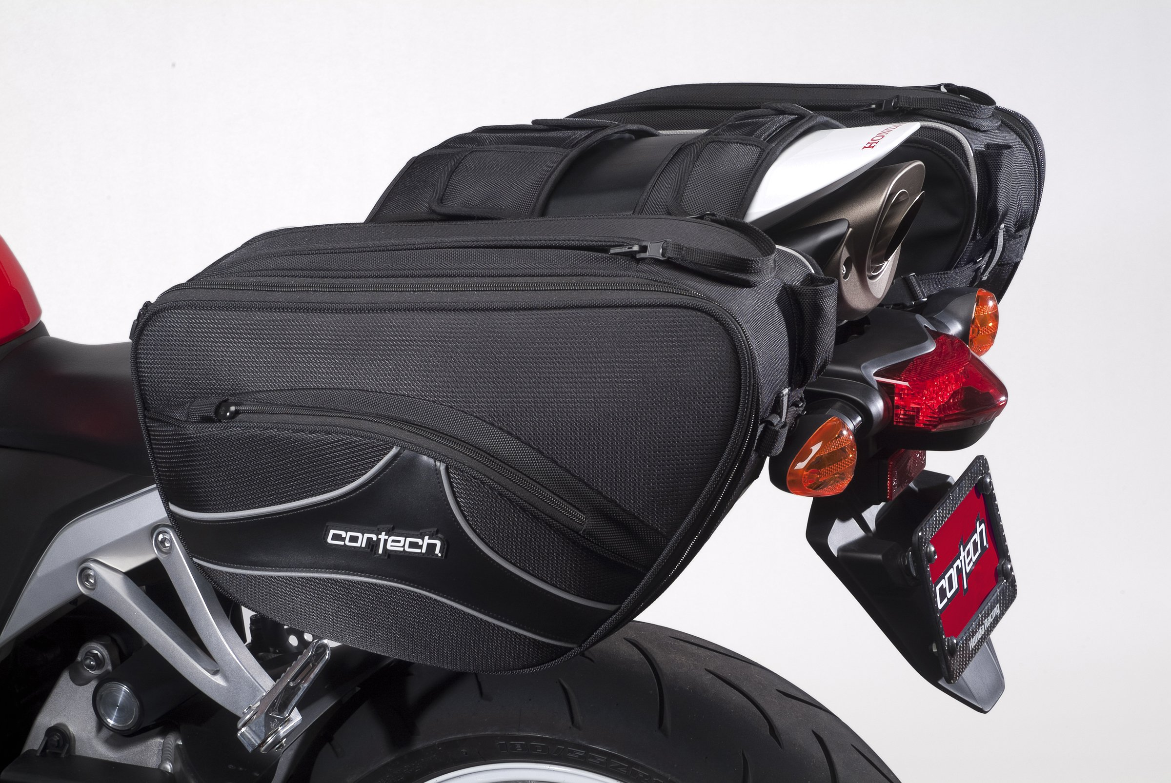 Cortech 8230-0305-36 Black Super 2.0 Saddlebag by Cortech (Image #1)