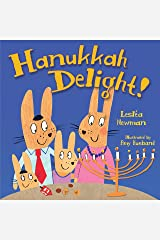 Hanukkah Delight! Kindle Edition