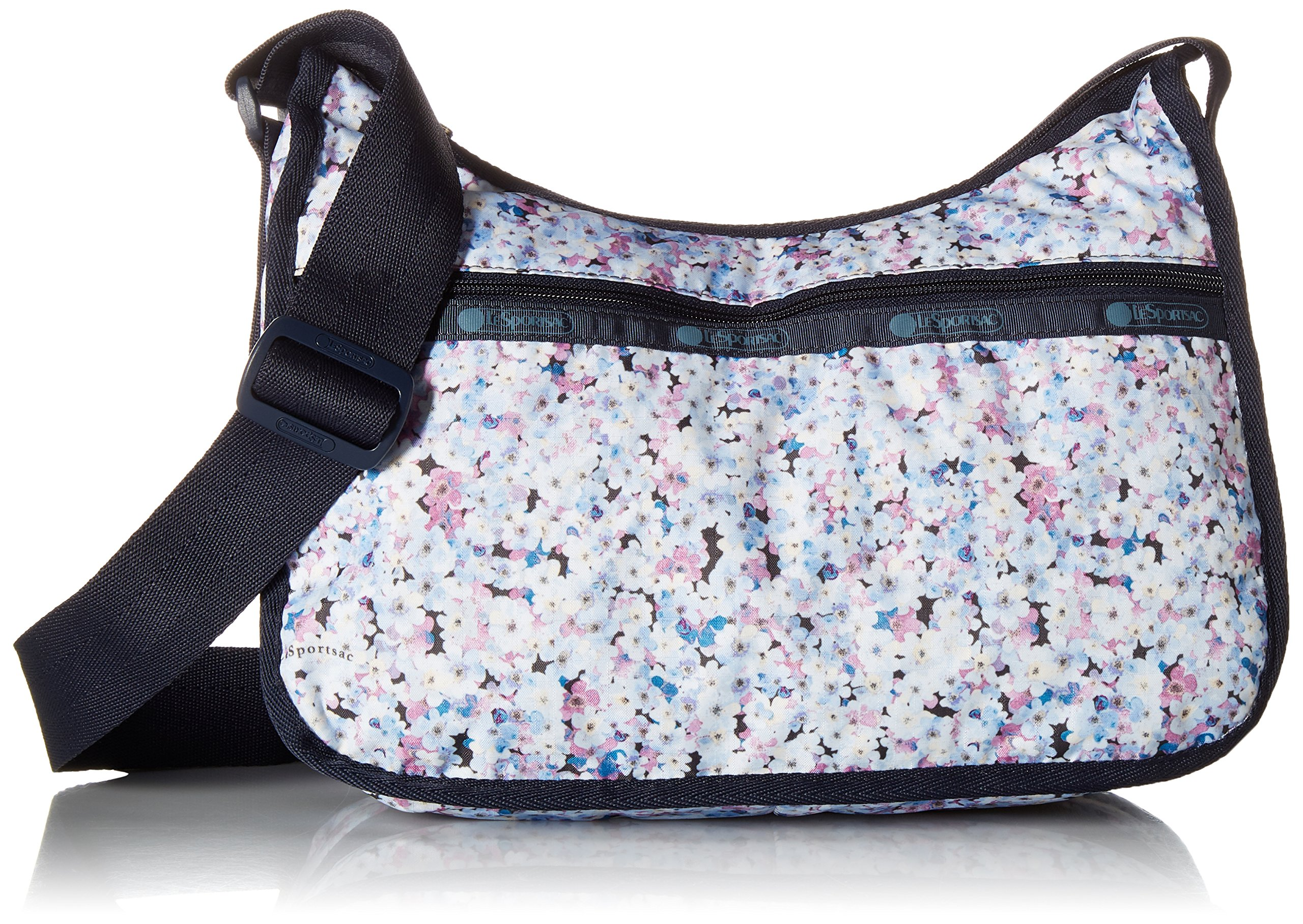 LeSportsac Classic Hobo Handbag, Moon Shadow deep