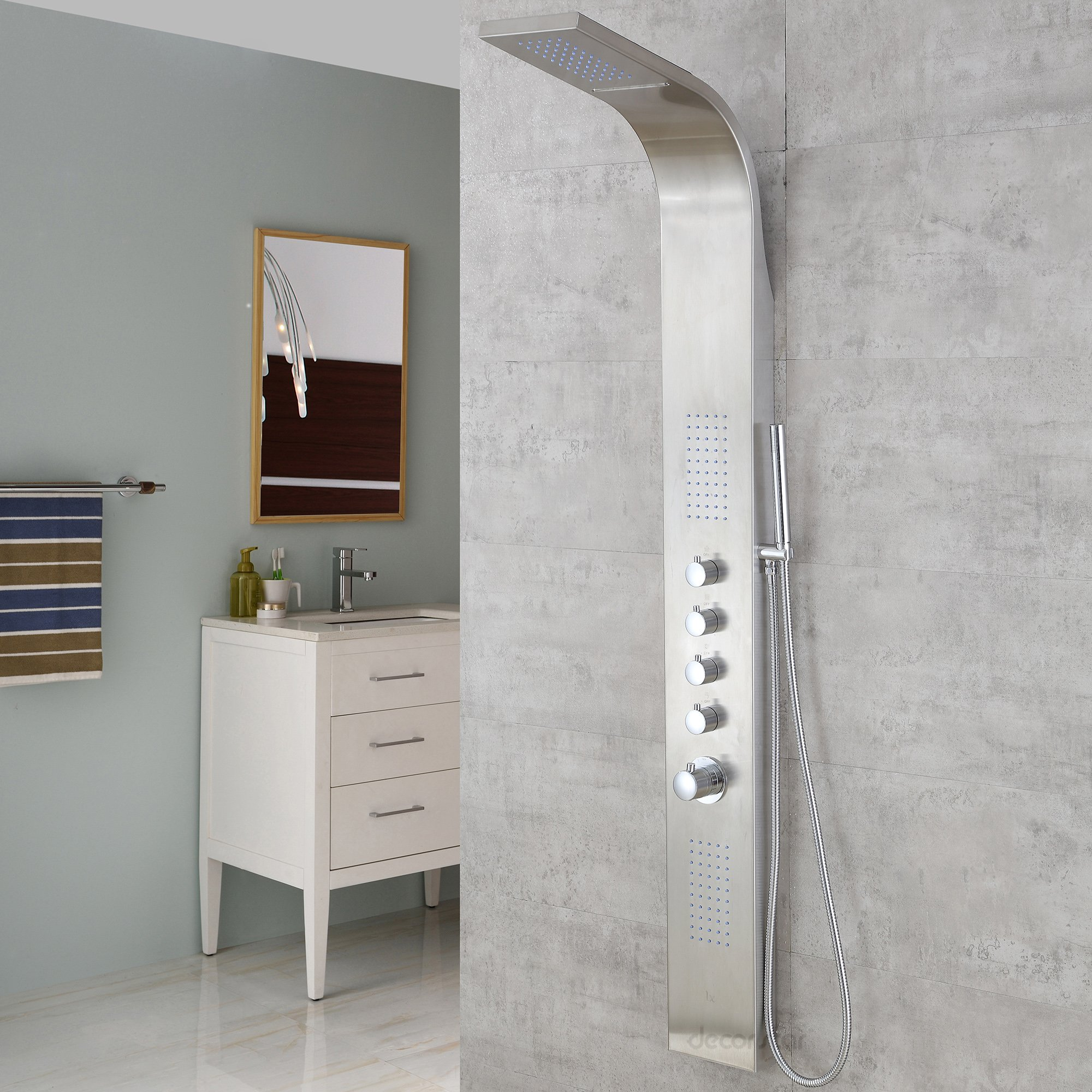 copy x system corner as product panel enclosure steam shower bd