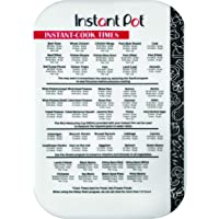 Instant Pot 5252279 Cook Times Cutting Mat, 10x14-inch, White