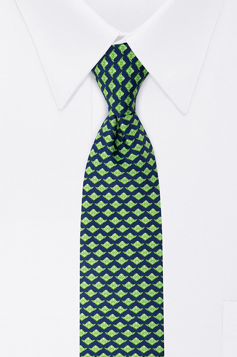 Star Wars Mens Yoda Optical Tie