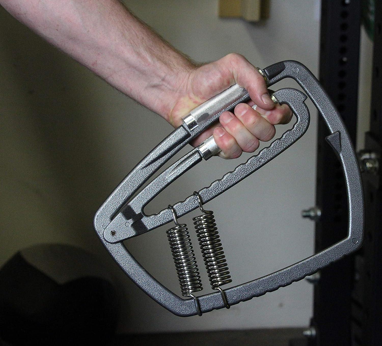 Serious Steel Fitness Vise Gripper Hand Strengthener
