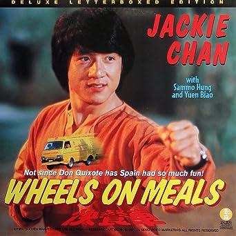 Amazon.com: Wheels on Meals LASERDISC (not a DVD!): Jackie ...
