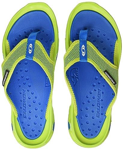 01e19bf76b51 Salomon Homme RX Break Tongues - Jaune (Lime Punch Imperial Blue Cloisonné)