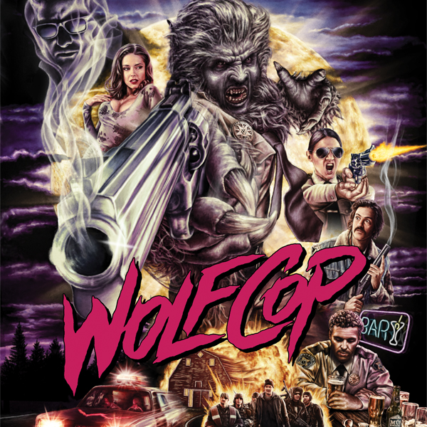 Wolfcop (Issues) (3 Book Series)