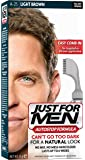 Just For Men AutoStop Foolproof Haircolour Light Brown (A-25)