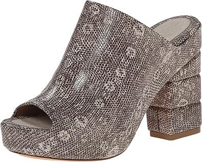 Salvatore Ferragamo Women's Maiella Roccia Lizard Calf Shoe