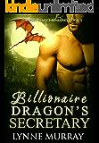 Billionaire Dragon's Secretary: BBW Dragon Shapeshifter Romance (Dragon Planet Romance Book 3)