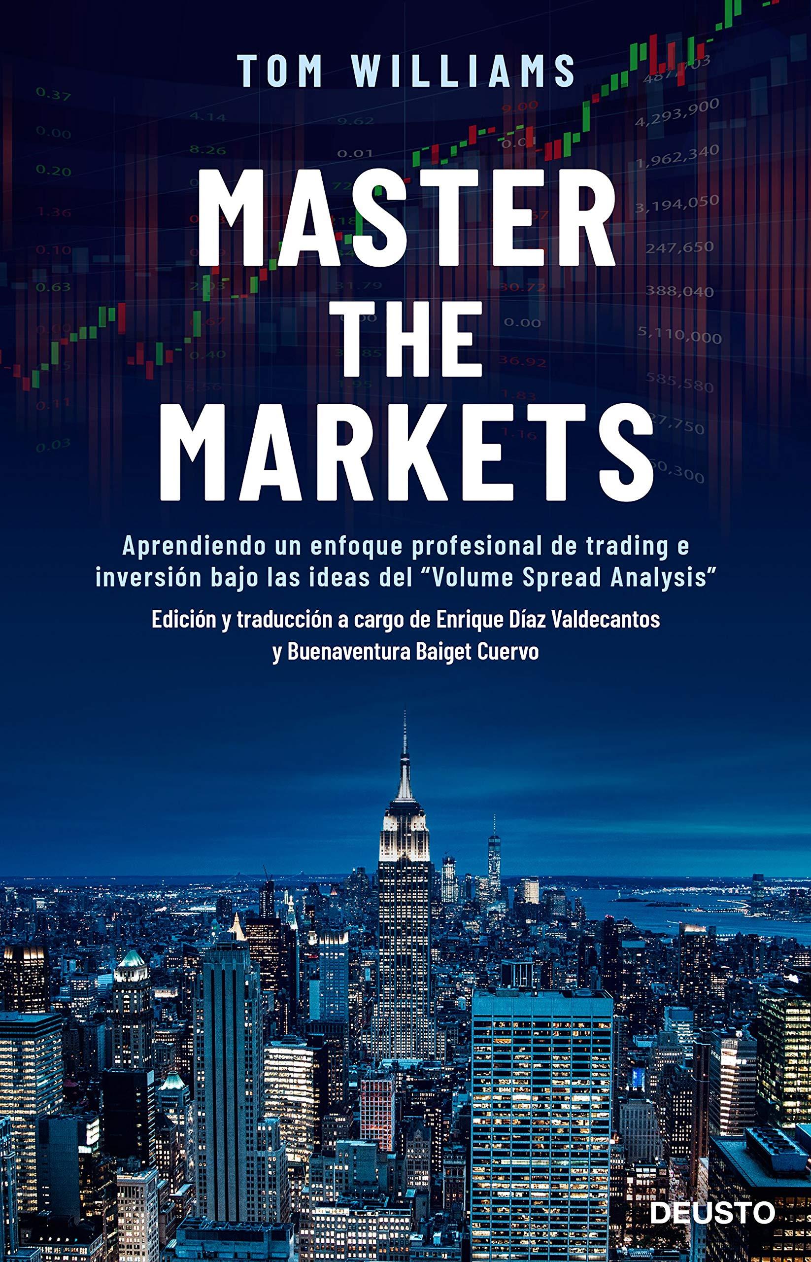 Kết quả hình ảnh cho Master to Market tom william