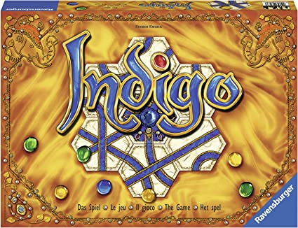 Ravensburger Indigo (versión en inglés): Ravensburger Indigo: Amazon.es: Juguetes y juegos