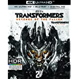 Transformers: Revenge of the Fallen (INTL) [Blu-ray]